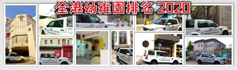 全港幼稚園排名-2020香港最具教育競爭力幼稚園龍虎榜