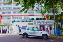法國國際學校, French International School, 香港專業導師會, ProfessionalTutor.hk, 上門補習, 名校巡禮